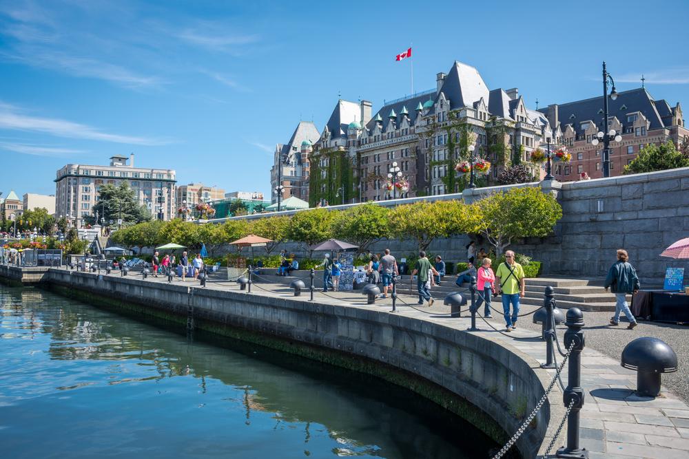 Inner Harbour, Victoria, BC, Canada_394272496
