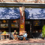 La Luna Cafe on Water Street in Gastown, Vancouver_173028923
