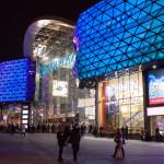 Shopping and entertainment center Ocean Plaza in Kiev_245871052