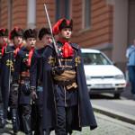 Guard of Honour of the Cravat Regiment_197140805