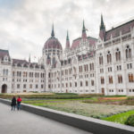 Parliament building in Budapest_385653001
