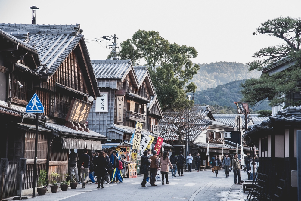 Oharai-machi, Historic Shopping Street_369003074