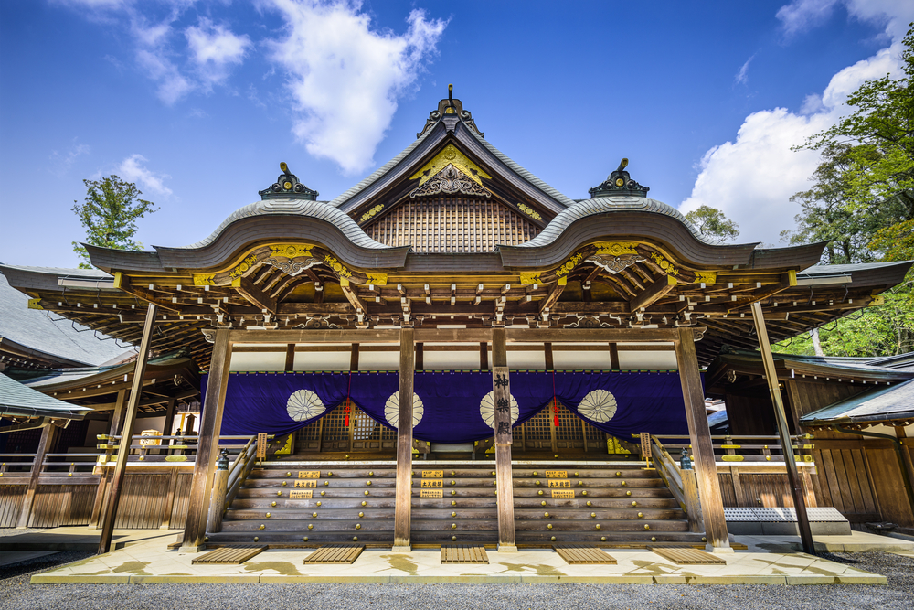 Ise Grand Shrine Hall_213921385