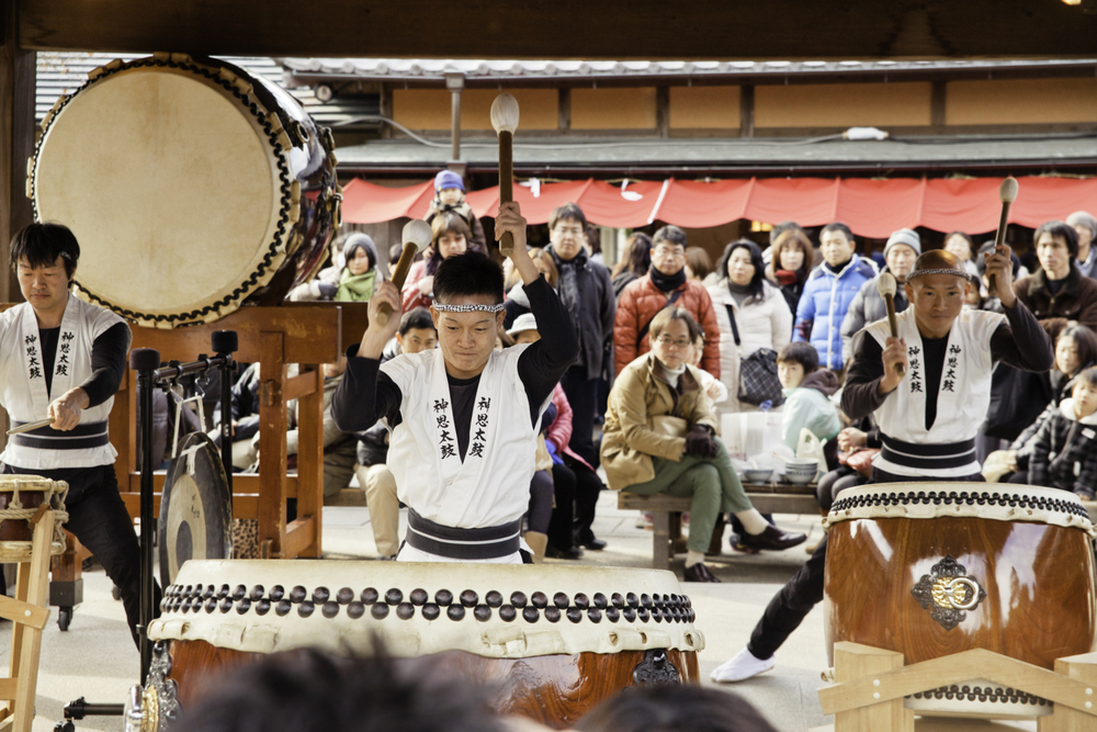 Taiko drummers_198116975