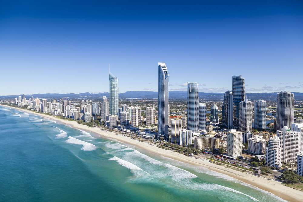 Surfers Paradise on the Gold Coast_142759528
