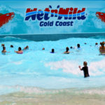 Giant Wave Pool at Wet n Wild Gold Coast water park_227762452
