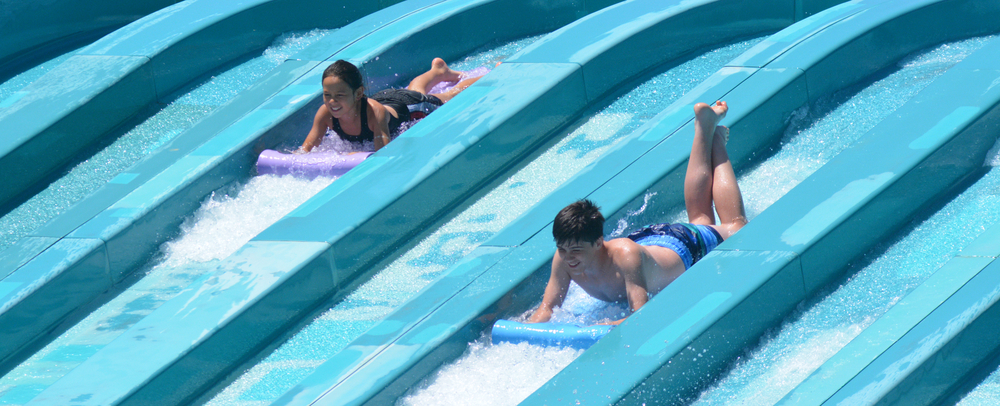 Aqua Racer in Wet n Wild Gold Coast water park_227762362
