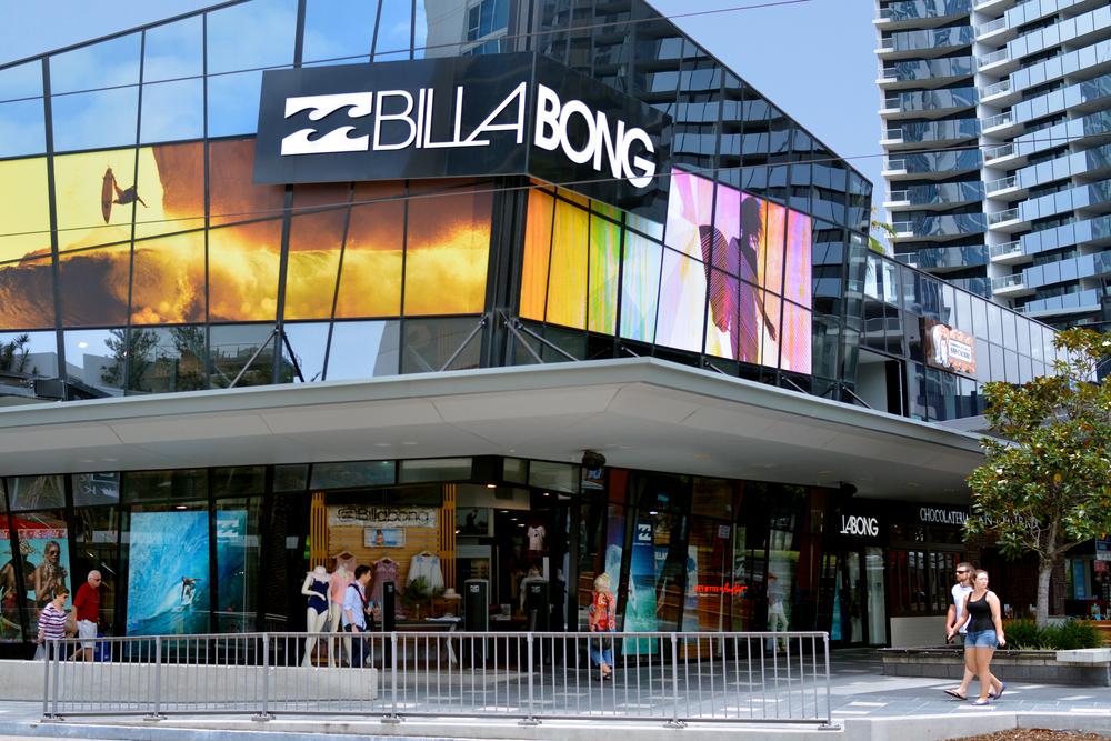 original Billabong Store in Surfers Paradise_234642232
