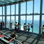 Visitors in Skypoint observation deck_233713252