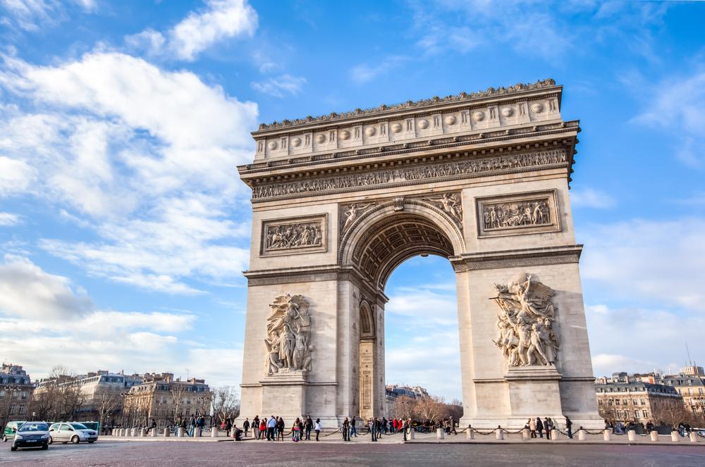 Arc de Triomphe_125584904