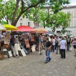 Montmartre is a hill in the north of Paris_130379732