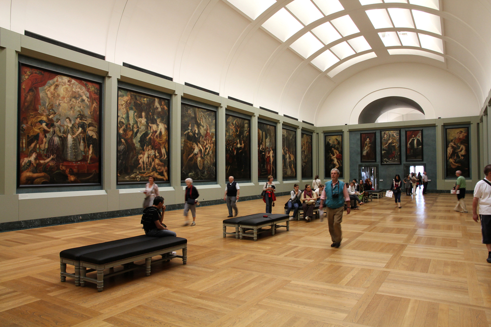 Rubens paintings in Louvre Museum, Paris_85964881