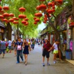 hutong quarter of beijing_247471567