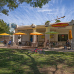 New and open Hawaiian plate lunch concession in Ala Moana Beach Park_402710716