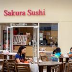 Sakura Sushi at the famous Waikele Premium Outlets_392818957