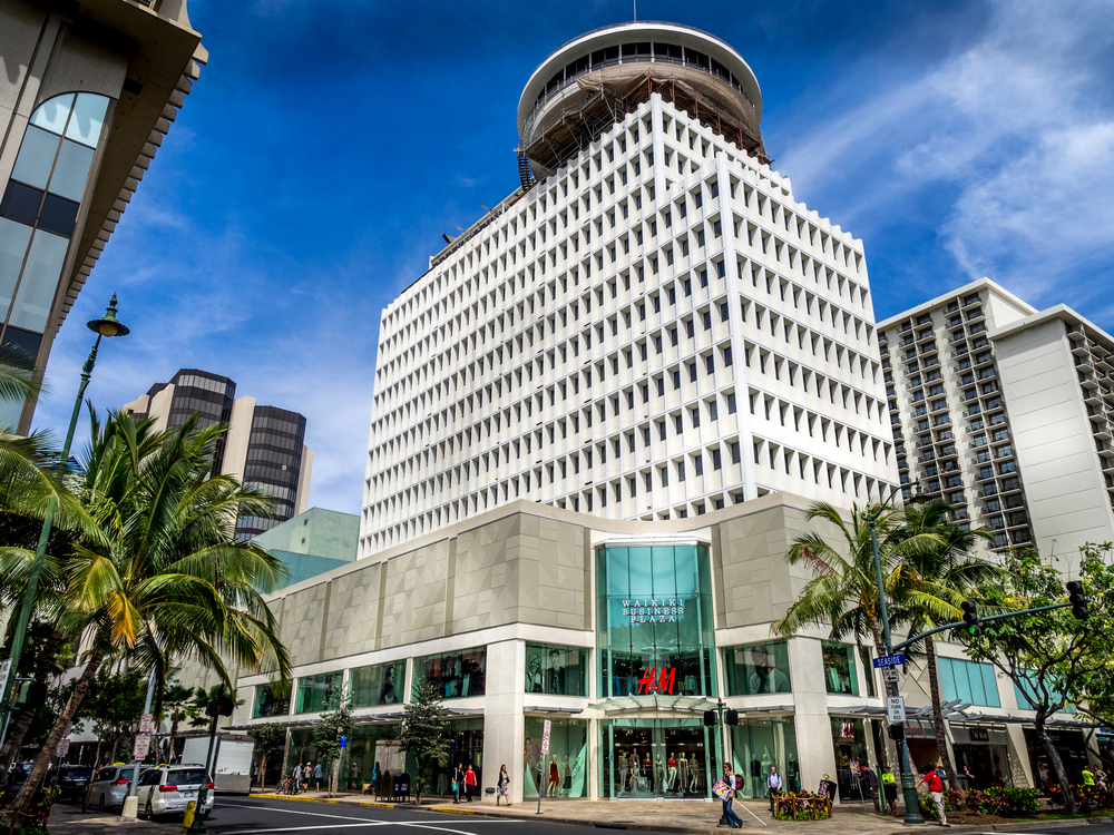Waikiki Business Plaza on Kalakaua Avenue_191802152