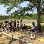 Japanese students take a field trip to Nara_372842023