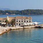 Faliraki area at Corfu island in Greece_149522426