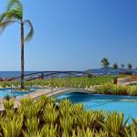 Swimming pool of luxury hotel in Faliraki_86841589