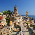 greek tavern, Rhodes island_88670725