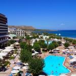 resorts on the east side of the Faliraki_336990437