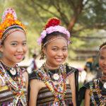 Rungus ethnic in Kudat_312136775