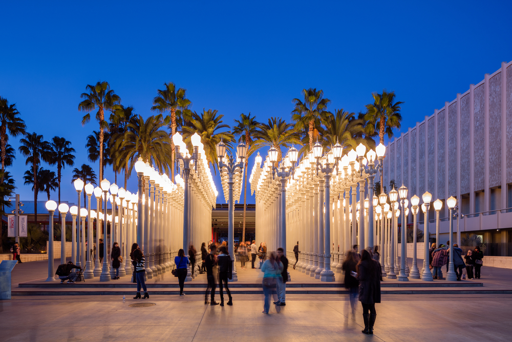 assemblage sculpture by Chris Burden at the LACMA_362074718