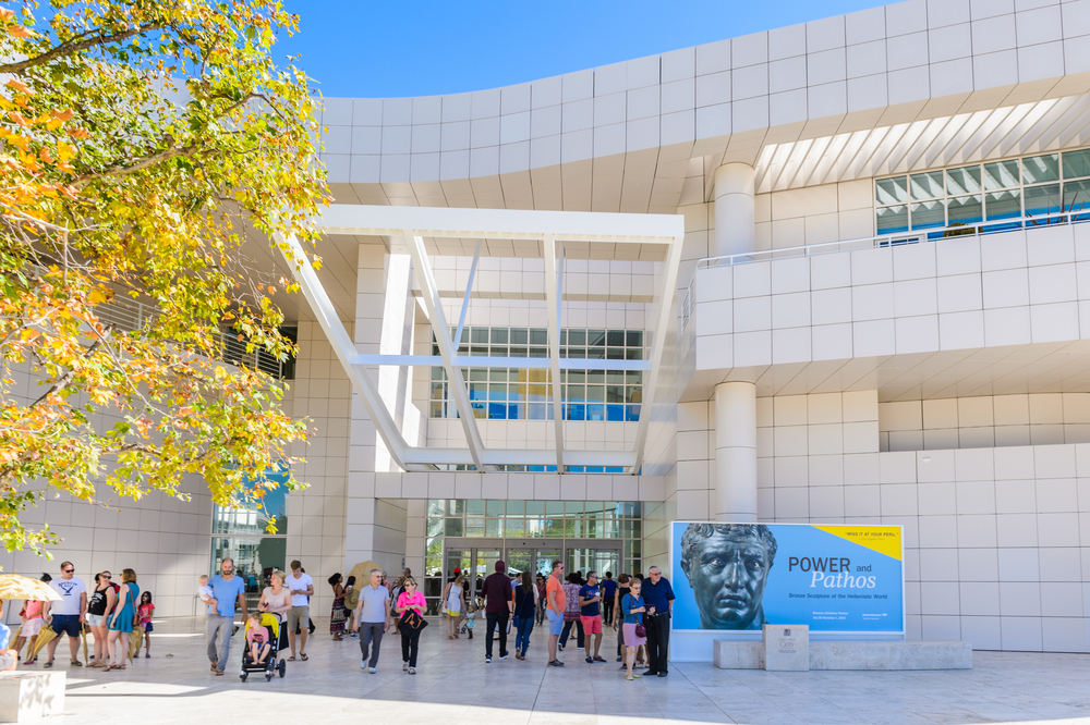 Campus of the J. Paul Getty Museum (Getty Museum)_336726347
