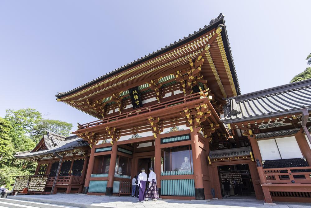 Tsurugaoka Hachimangu Shrine_416968177