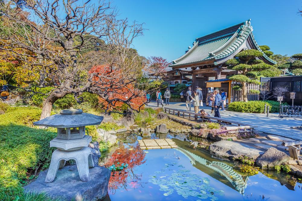 Hasedera Temple in Kamakura_193141382
