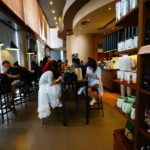 Starbucks Cafe interior_330094433