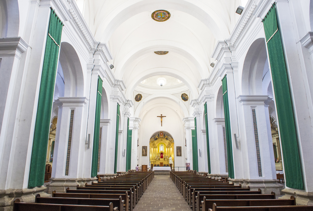 La Merced church in Antigua_305541722