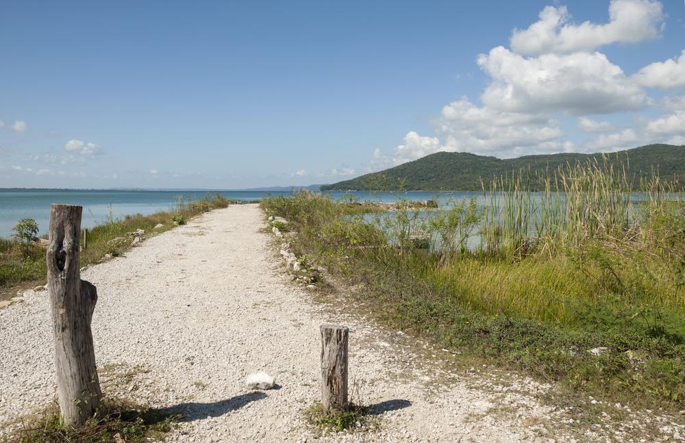 Lake Peten Itza, Guatemala_382377730