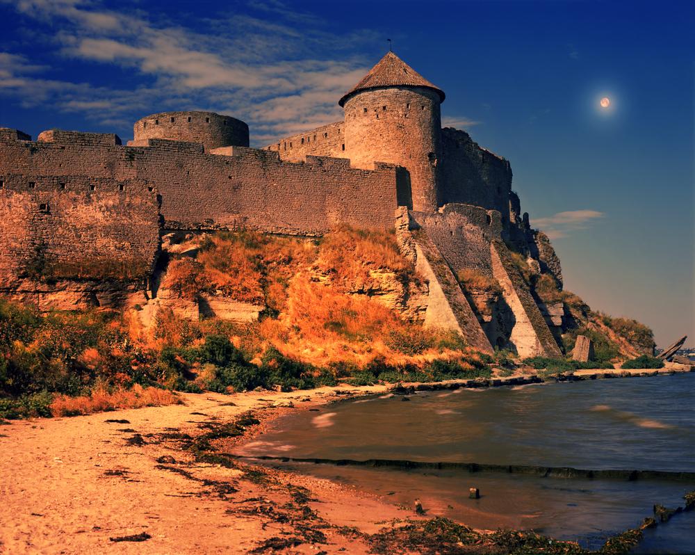 Belgorod-Dniester fortress , Akkerman fortress_154910477