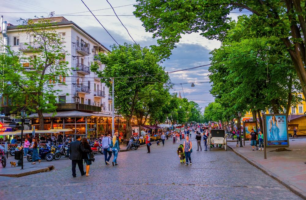 Deribasovskaya street _375553804