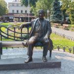 Monument to the famous singer Leonid Utesov_394810513