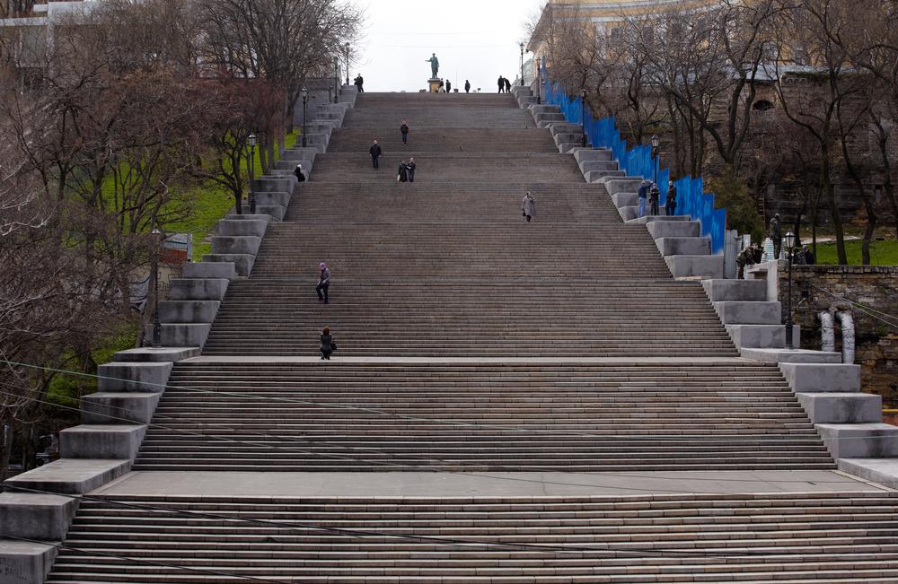 Potemkin steps in Odessa_94323184