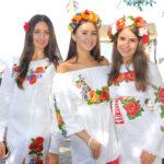 Ukrainians in national costumes at Vyshivankovy Festival_324555317