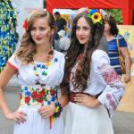 national costumes at Vyshivankovy Festival_309623093