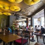 coffee shop at Ho Chi Minh city_428150842