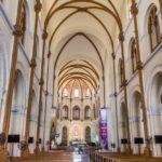 Interior of Saigon Notre-Dame Basilica _186376316