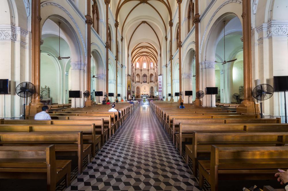 Saigon Notre Dame Basilica_329709854