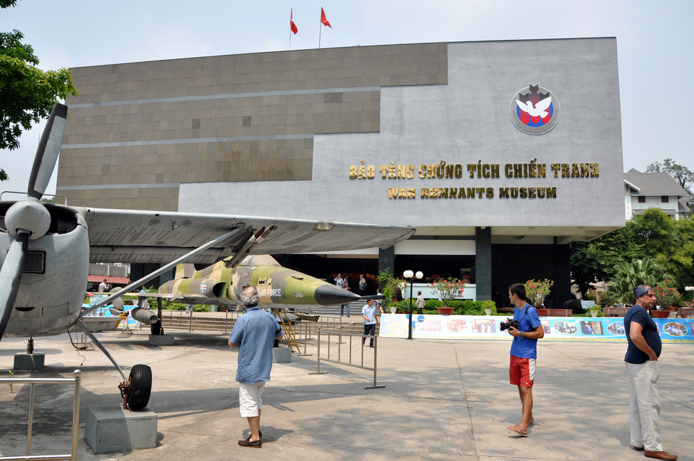 War Remnants Museum in Saigon_288295424