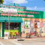 Typical cuban restaurant at SW 8th Street_218889130