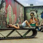 art murals at Wynwood Walls_435559264