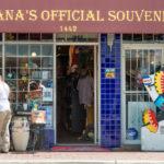 Typical cuban souvenirs shop in Little Havana_197663447