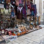Christian Quarters of the old city of Jerusalem_438415357