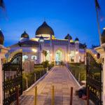 Kapitan Keling Mosque after sunset _265051349