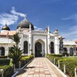 Kapitan Keling Mosque in Penang Malaysia_244658311