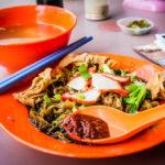 Wan Thun Mee, Malaysian BBQ pork noodle_389889049